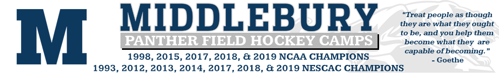 Middlebury Field Hockey Camp